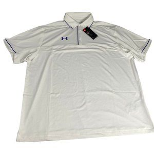 Mens Under Armour Golf Polo Shirt